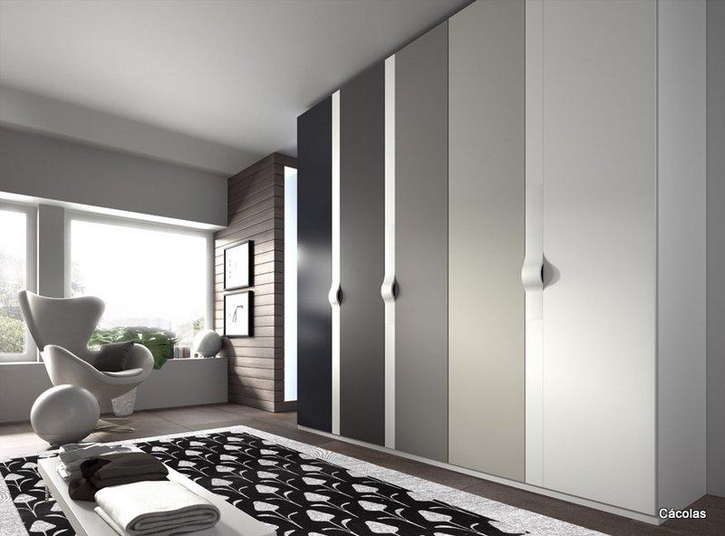 Armarios empotrados - Dormitorios con armarios empotrados ...