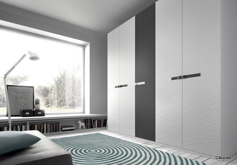 C colas inicio cat logo dormitorios armarios - Armarios modernos para dormitorios ...