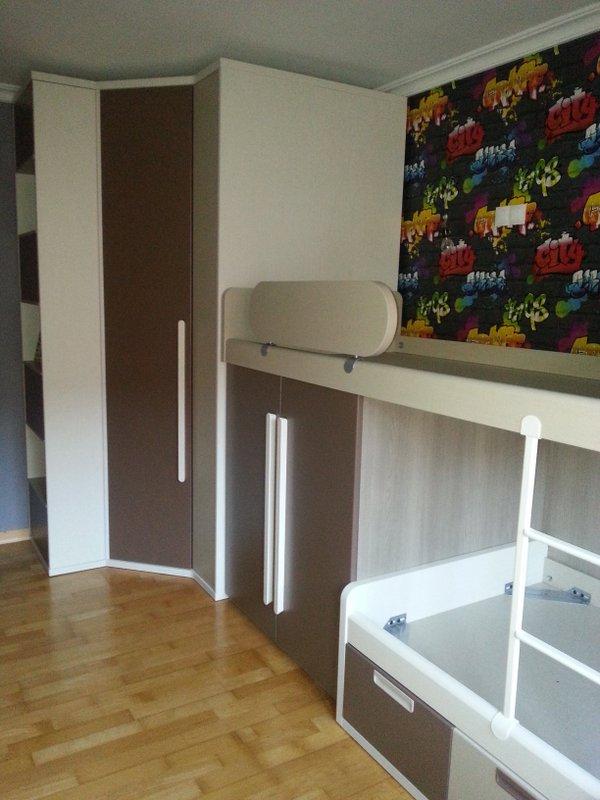 Proyecto habitación juvenil