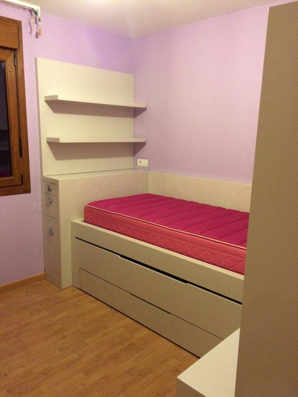 Habitaciones juveniles - Muebles en gijon ...