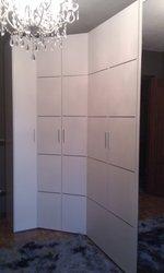 Detalle armario vestidor