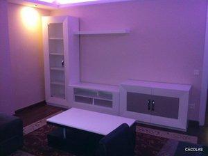 Mueble de salón modular moderno