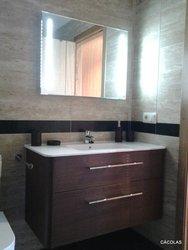 Mueble y espejo baño principal