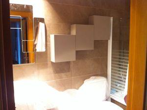 Muebles de baño para colgar