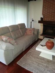 Sofá de 2.50 con 3 asientos relax