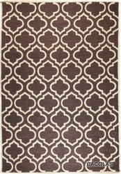 Alfombra de lana y poliester, amplia gama de diseños y de colores.